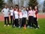 Groupe athlètes